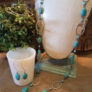 Stella & Dot Jewelry Set